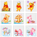 Pooh Animated Dollz