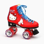 Hello Kitty Roller Skates!!!