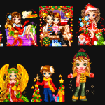 Christmas Dollz