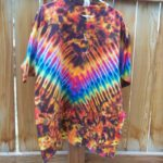 XXL Short Sleeve Fire Tie Dye | Facebook