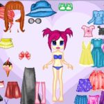 Charlotte Dress Up Game